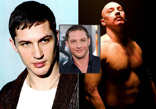 Tom Hardy Goes Bothe Ways