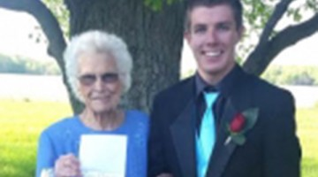 Indiana Teen Takes Great-Grandmother, 93, to Junior Prom