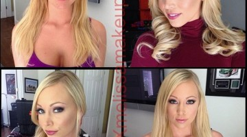 Your Favorite Porn Stars Who Look Totally Different Without Makeup