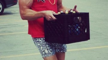 19 Buff People Who Clearly Skip Leg Day