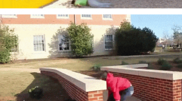 These 11 People Tried Parkour For The First Time, Wait Until You See The Results