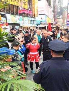 Winnie Arrested